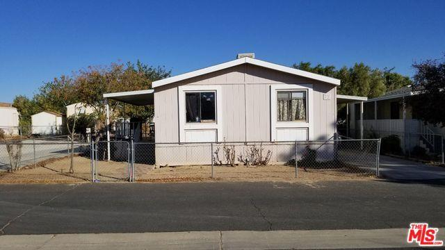 3303 Sierra Hwy #17, Rosamond, CA 93560 (MLS #18407022) :: The John Jay Group - Bennion Deville Homes
