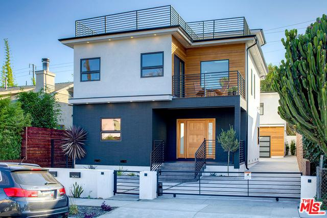 3609 Greenfield Avenue, Los Angeles (City), CA 90034 (MLS #18407204) :: Team Wasserman