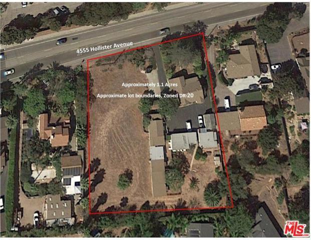 4555 Hollister Avenue, Santa Barbara, CA 93110 (MLS #18407402) :: The Jelmberg Team