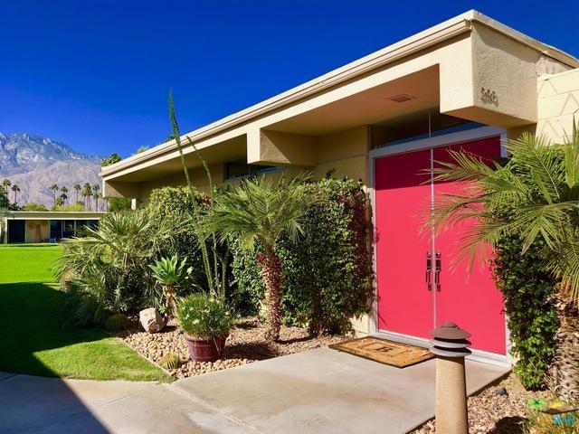 298 Desert Lakes Drive, Palm Springs, CA 92264 (MLS #18407474PS) :: The Sandi Phillips Team