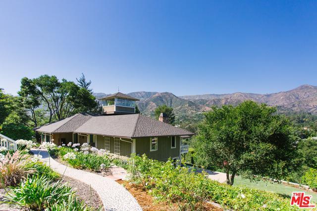 335 Sierra Vista Road, Santa Barbara, CA 93108 (MLS #18407596) :: The Jelmberg Team