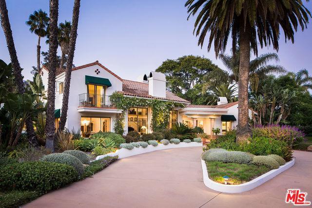 1428 E Valley Road, Santa Barbara, CA 93108 (MLS #18407620) :: The Jelmberg Team