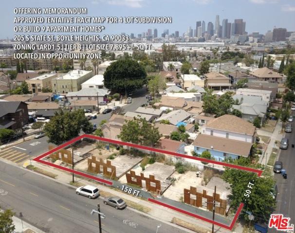 205 S State Street, Los Angeles (City), CA 90033 (MLS #18408012) :: Team Wasserman