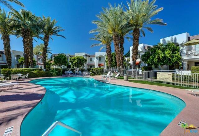 401 S El Cielo Road #98, Palm Springs, CA 92262 (MLS #18408022PS) :: The Jelmberg Team
