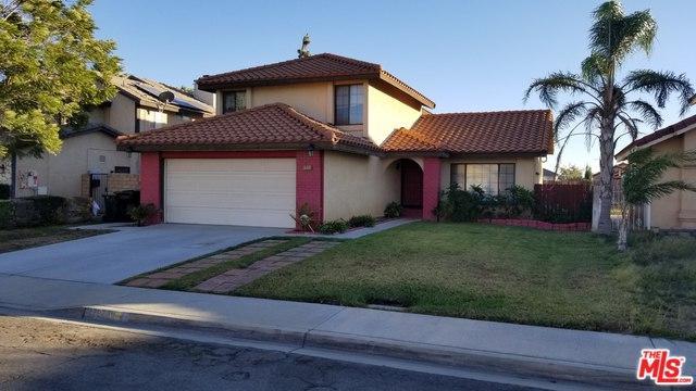 17223 Cerritos Street, Fontana, CA 92336 (MLS #18408170) :: The John Jay Group - Bennion Deville Homes