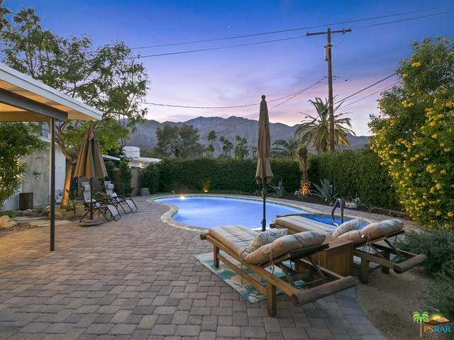 1488 N Riverside Drive, Palm Springs, CA 92264 (MLS #18408236PS) :: Brad Schmett Real Estate Group
