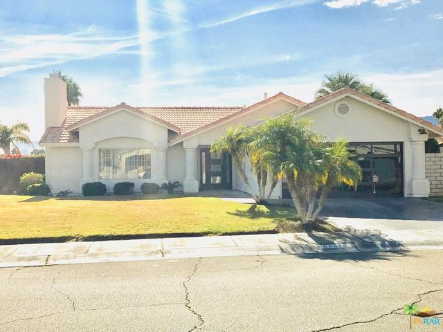 68875 Panorama Road, Cathedral City, CA 92234 (MLS #18408850PS) :: The John Jay Group - Bennion Deville Homes