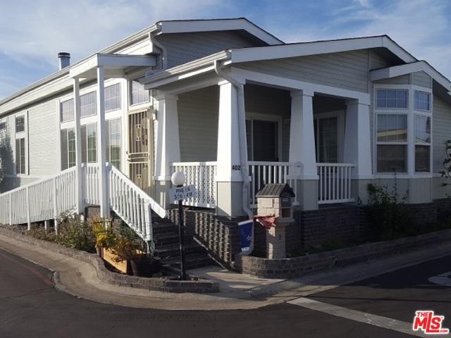 8811 Canoga Avenue #402, Canoga Park, CA 91304 (MLS #18408972) :: Hacienda Group Inc