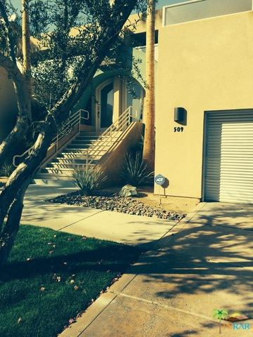 100 E Stevens Road #509, Palm Springs, CA 92262 (MLS #18409014PS) :: Brad Schmett Real Estate Group