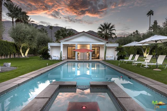 285 W Via Lola, Palm Springs, CA 92262 (MLS #18409288PS) :: Brad Schmett Real Estate Group