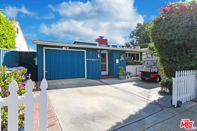 682 Swarthmore Avenue, Pacific Palisades, CA 90272 (MLS #18409390) :: Team Wasserman