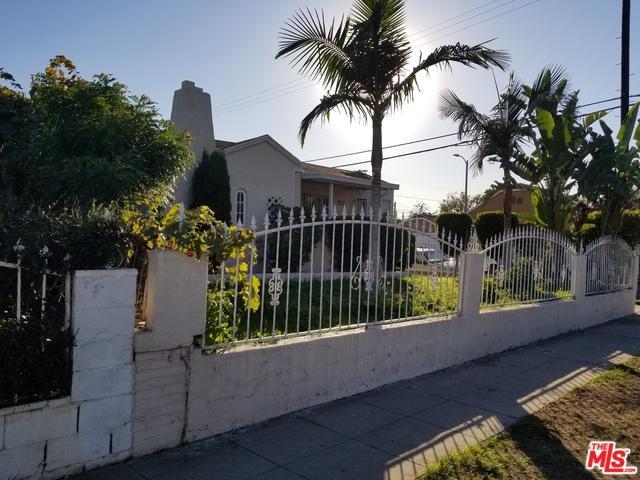 1558 W 85th Street, Los Angeles (City), CA 90047 (MLS #18409960) :: Deirdre Coit and Associates