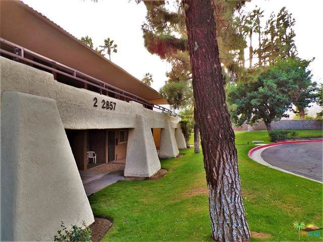 2857 N Los Felices Road #109, Palm Springs, CA 92262 (MLS #18410140) :: The John Jay Group - Bennion Deville Homes