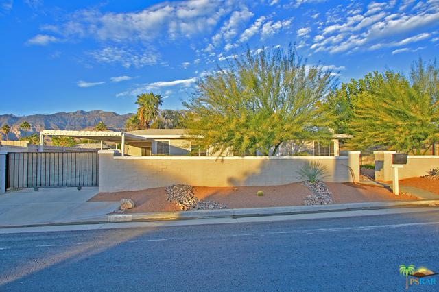 677 S Mountain View Drive, Palm Springs, CA 92264 (MLS #18410276PS) :: Deirdre Coit and Associates
