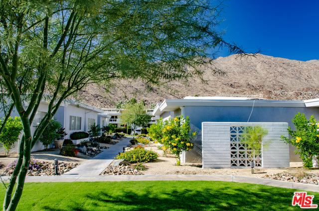2516 S Sierra Madre, Palm Springs, CA 92264 (MLS #18410308) :: Deirdre Coit and Associates