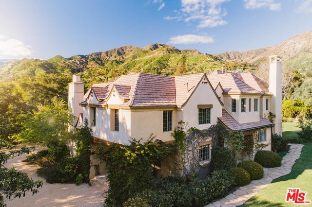 808 San Ysidro Lane, Montecito, CA 93108 (MLS #18410602) :: The Jelmberg Team