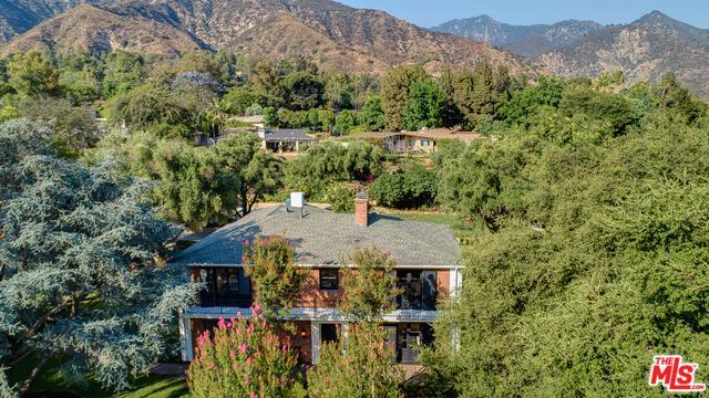 1487 Crest Drive, Altadena, CA 91001 (MLS #18410678) :: Deirdre Coit and Associates