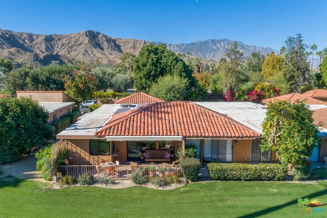 37 La Cerra Drive, Rancho Mirage, CA 92270 (MLS #18410846PS) :: The John Jay Group - Bennion Deville Homes