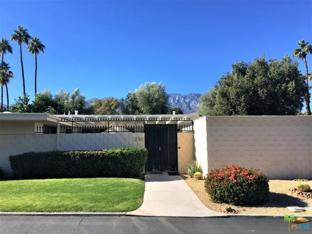 280 Desert Lakes Drive, Palm Springs, CA 92264 (MLS #18410856PS) :: Hacienda Group Inc