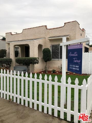 1558 W 65th Place, Los Angeles (City), CA 90047 (MLS #18411082) :: Deirdre Coit and Associates