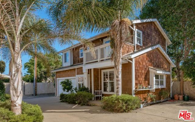 4482 Carpinteria Avenue A, Carpinteria, CA 93013 (MLS #18411112) :: The Jelmberg Team