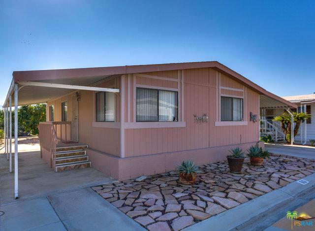 46618 Madison Street #60, Indio, CA 92201 (MLS #18411264PS) :: The John Jay Group - Bennion Deville Homes
