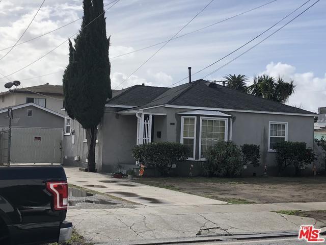 3752 W 102nd Street, Inglewood, CA 90303 (MLS #18411284) :: The John Jay Group - Bennion Deville Homes