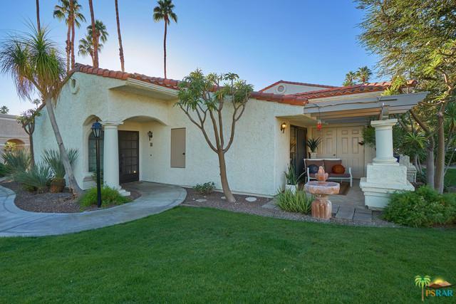 505 S Farrell Drive S115, Palm Springs, CA 92264 (MLS #18411570PS) :: Hacienda Group Inc