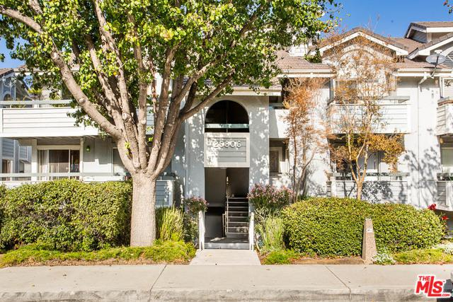 26806 N Claudette Street #323, Canyon Country, CA 91351 (MLS #18411656) :: The Jelmberg Team