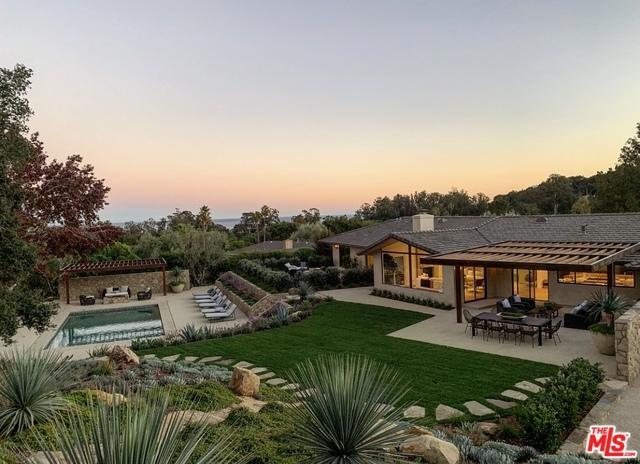 1158 Dulzura Drive, Santa Barbara, CA 93108 (MLS #18411664) :: The Jelmberg Team