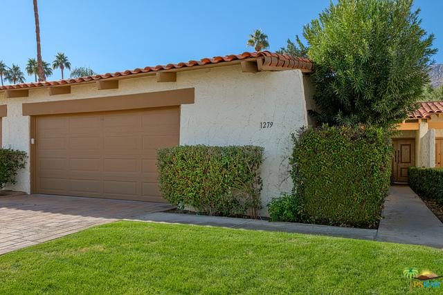 1279 N Primavera Drive, Palm Springs, CA 92264 (MLS #18411934PS) :: Brad Schmett Real Estate Group