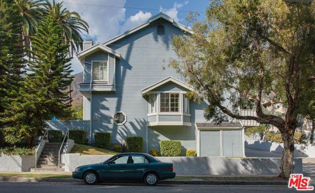 97 E Highland Avenue C, Sierra Madre, CA 91024 (MLS #18412686) :: Hacienda Group Inc