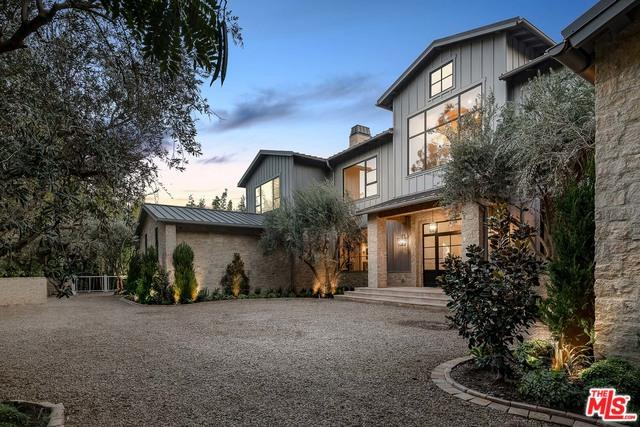 1707 Westridge Road, Los Angeles (City), CA 90049 (MLS #18412724) :: Hacienda Group Inc
