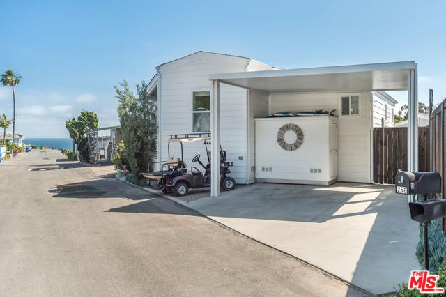 256 Paradise Cove Road, Malibu, CA 90265 (MLS #18412746) :: Deirdre Coit and Associates