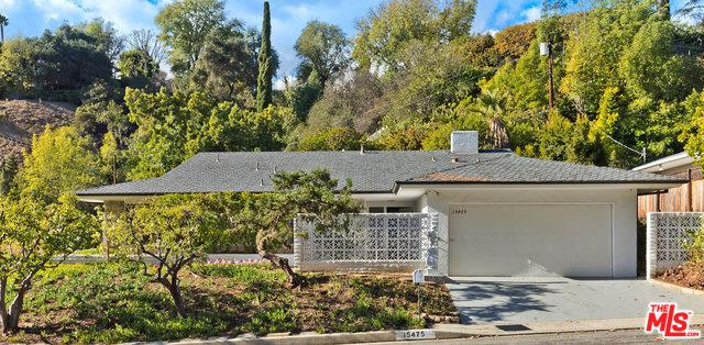 15475 Hamner Drive, Los Angeles (City), CA 90077 (MLS #18412848) :: Deirdre Coit and Associates