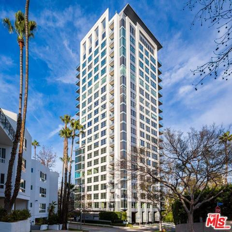1200 Club View Drive #1101, Los Angeles (City), CA 90024 (MLS #18413060) :: The Jelmberg Team