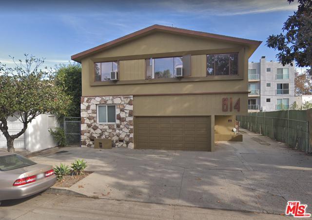 814 S Sherbourne Drive, Los Angeles (City), CA 90035 (MLS #18413242) :: The Jelmberg Team