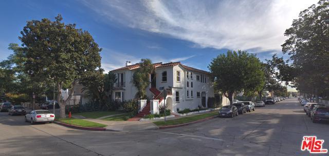 8620 Gregory Way, Los Angeles (City), CA 90035 (MLS #18413264) :: The Jelmberg Team