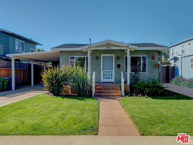 2435 Glencoe Avenue, Venice, CA 90291 (MLS #18413494) :: The Jelmberg Team