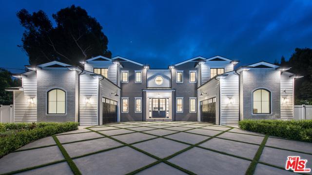 107 N Cliffwood Avenue, Los Angeles (City), CA 90049 (MLS #18413528) :: Hacienda Group Inc