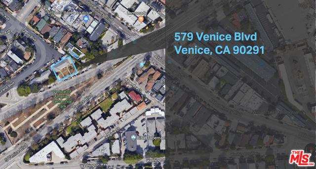 579 Venice Boulevard, Venice, CA 90291 (MLS #18413598) :: The Jelmberg Team