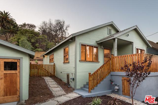 1105 N Hazard Avenue, Los Angeles (City), CA 90063 (MLS #18413612) :: Deirdre Coit and Associates