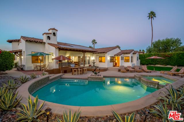 1106 Villa Francea, Palm Springs, CA 92262 (MLS #18413740) :: Brad Schmett Real Estate Group