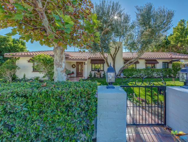 469 W Via Escuela, Palm Springs, CA 92262 (MLS #18414028PS) :: Brad Schmett Real Estate Group