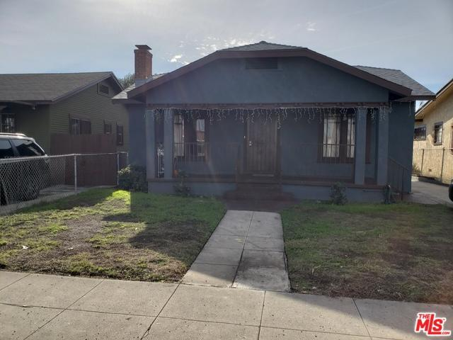 1152 W 56th Street, Los Angeles (City), CA 90037 (MLS #18414390) :: Deirdre Coit and Associates