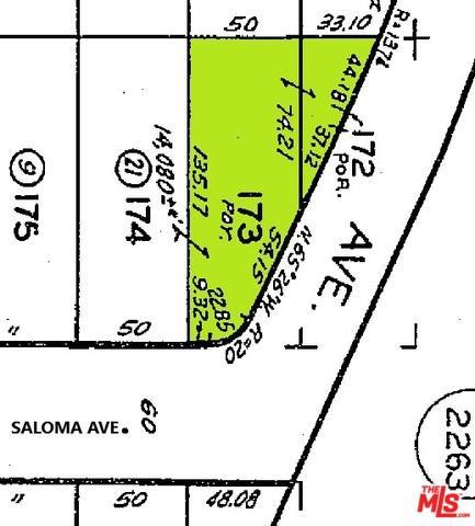 0 Saloma Avenue, Sherman Oaks, CA 91403 (MLS #18414576) :: The Jelmberg Team