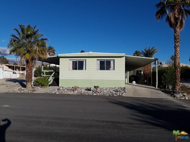 17625 Laglois  Spc 77, Desert Hot Springs, CA 92240 (MLS #18414614PS) :: Brad Schmett Real Estate Group