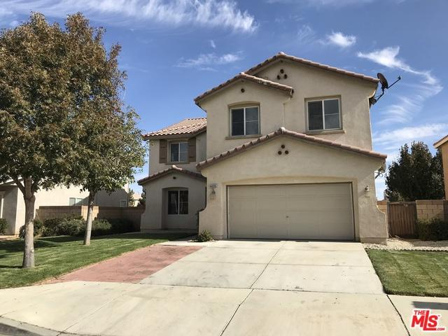 44316 Acacia Street, Lancaster, CA 93535 (MLS #18414860) :: Hacienda Group Inc