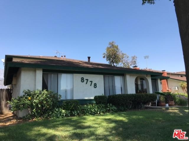 8778 Lomita Drive, Alta Loma, CA 91701 (MLS #18414916) :: The Jelmberg Team