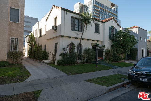 6206 Orange Street, Los Angeles (City), CA 90048 (MLS #18414950) :: The Jelmberg Team